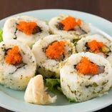 五島直送海鮮ロール寿司