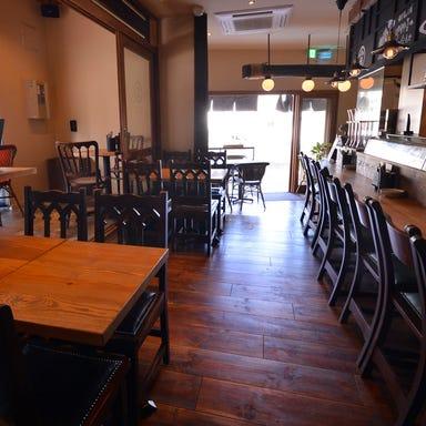 肉のマルシェ 蒸氣屋(蒸気屋) 辻堂店 店内の画像