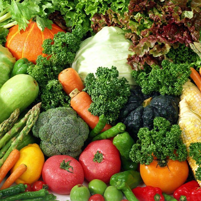 大野農園様の協力により直送新鮮野菜