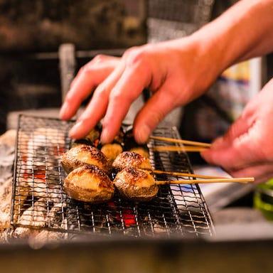 食べ放題&焼き鳥 個室バル 鳥物語 上野店  こだわりの画像