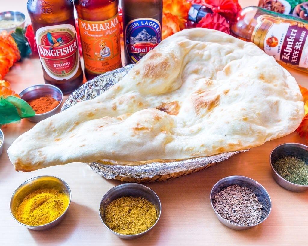 インド料理を手軽に楽しめるランチ