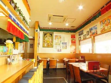 インドレストラン&バル アニルモーティマハル 玉津店  店内の画像