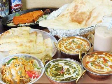 インドレストラン&バル アニルモーティマハル 玉津店  コースの画像
