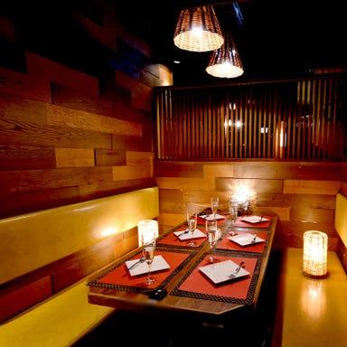個室完備 肉バル AJITO 新越谷店  店内の画像