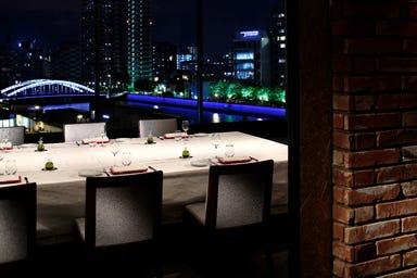 リーガロイヤルホテル イタリアンレストラン ベラ コスタ 店内の画像