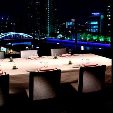 リーガロイヤルホテル イタリアンレストラン ベラ コスタ コースの画像