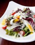 【ディナー】 パスタ以外のイタリアン料理多数ご用意。