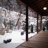 四季の中で、加賀会席料理をはじめとする金沢の「食」を堪能。