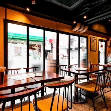 炭火焼きバル フォンターナ 大塚店 店内の画像
