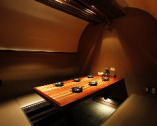 完全個室は接待や大切な場でのご利用におすすめです!