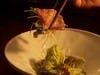 塩焼きタン+韓国サラダ