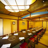 【座敷完全個室/5名様~8名様×3室】最大30名様までの宴会場として利用できます!