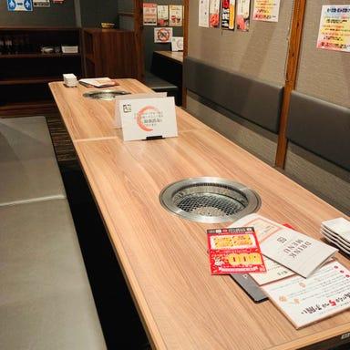 牛角 松阪店 店内の画像