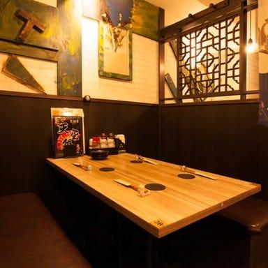 宴会 個室居酒屋 睦月酒場 人形町店 店内の画像