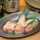 近江地鶏炭焼きセット