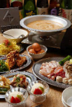 冬季限定 特選鶏味噌鍋コース