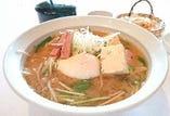 【沖縄料理】 昔ながらの食堂定食!