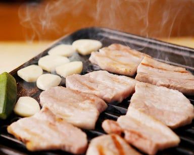 サムギョプサル食べ放題 漢拏 -ハンナ- 府中店 コースの画像
