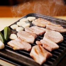 サムギョプサル食べ放題コース!