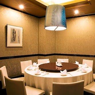 中国料理 桃李  店内の画像