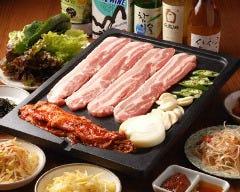 韓国料理 自起屋