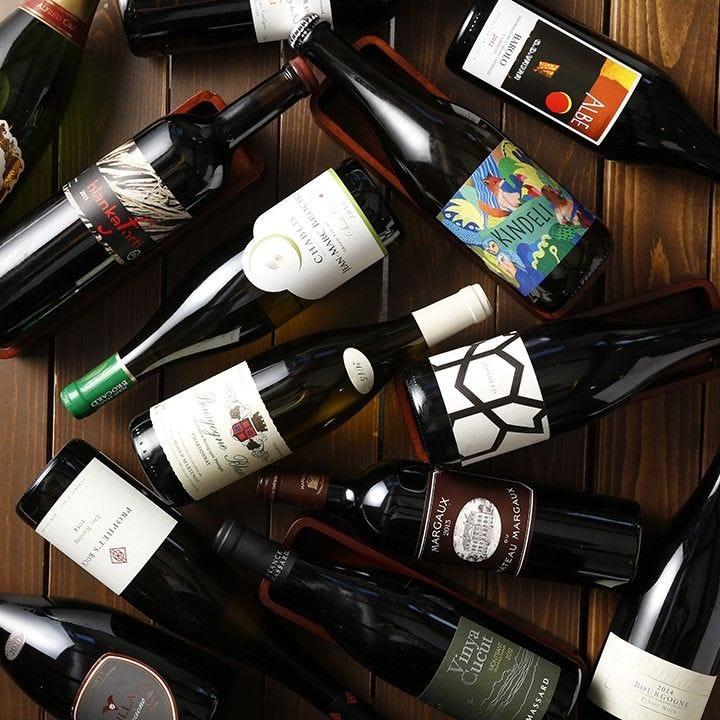アルコールの品数