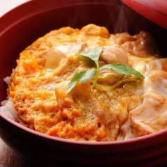 伝統の味 「親子丼」 3種類 (昼・夜可能)