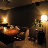 ◇ 2階・ソファー個室(最大8名様) ◇