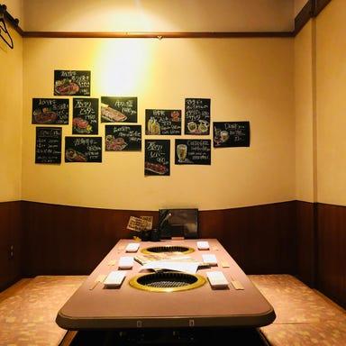 焼肉 森林 大宮店 店内の画像