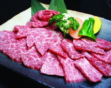 信州牛やA5黒毛和牛を使用した焼肉