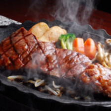 A5ランク 仙台牛を炭火で炙り焼き!