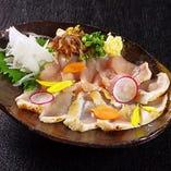 九州地鶏のたたき【九州地方】