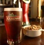 樽詰ギネス、キルケニーも飲み放題のプランがあります。