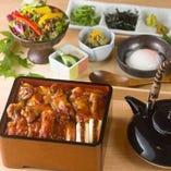 純鶏名古屋コーチン 特上もも肉の鶏ひつまぶし