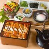 熊本県産うまかハーブ鶏 むね肉の鶏ひつまぶし