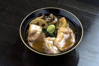 季節料理・おでん 黒百合  メニューの画像