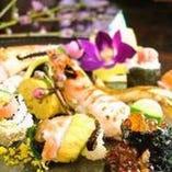 浜名湖産の恵みをふんだんに盛り込んだ宴会コースは6000円~
