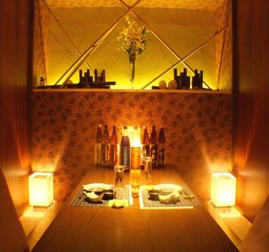 全席個室 居酒屋 九州料理 かこみ庵 宮崎橘通西店 店内の画像