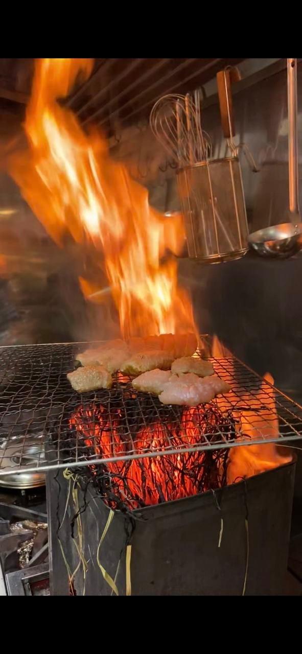 名物料理 炉ばた焼き
