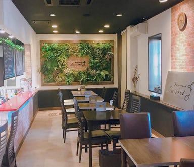 レストラン ラ・シード  店内の画像