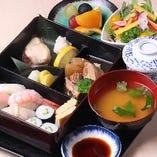 【ランチ】限定10食の寿司弁当