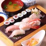 【ランチ】にぎり寿司定食