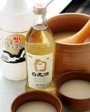 韓国のマッコリ、百歳酒 韓国料理にぴったり