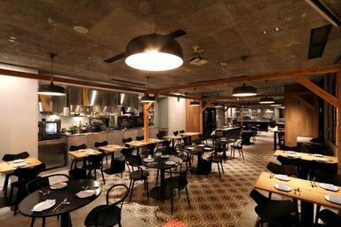 肉×イタリアン Locanda MEAT&ITALY 店内の画像