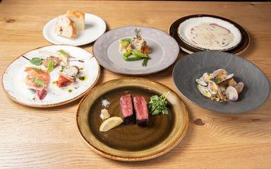 肉×イタリアン Locanda MEAT&ITALY コースの画像