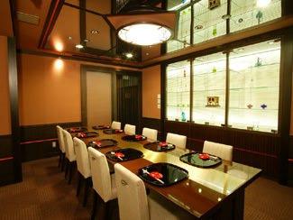京懐石 美濃吉 京都新阪急ホテル店 店内の画像