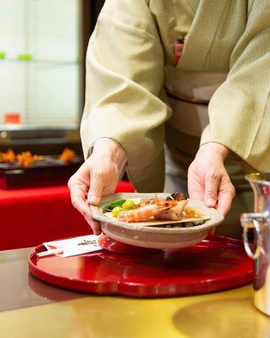 京懐石 美濃吉 京都新阪急ホテル店 こだわりの画像