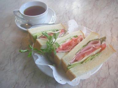 コーヒーレストラン ドルフ  メニューの画像