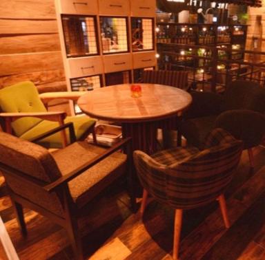THE WEST FIELD CAFE(ザ ウエスト フィールド カフェ)  店内の画像