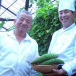 地元・奈良の食材にこだわり、生産者さんと共に10周年♪